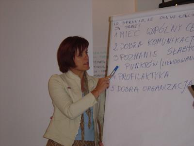 2005 – Szkolenie Trenerów